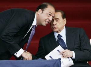 Berlusconi suggerisce Alfano