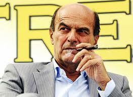 Bersani il Re del PD, dice la foto