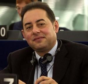 L'europarlamentare lucano Gianni Pittella (S&D)