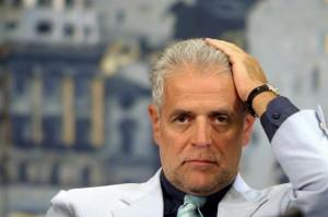 Violento. Roberto Formigoni