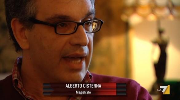 Alberto Cisterna a Servizio Pubblico