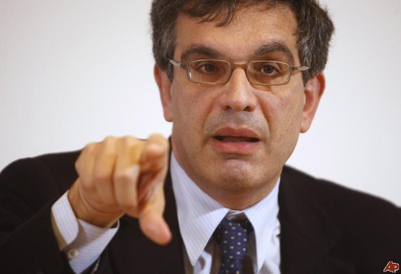 Il magistrato Alberto Cisterna