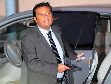 ex comandante Francesco Schettino