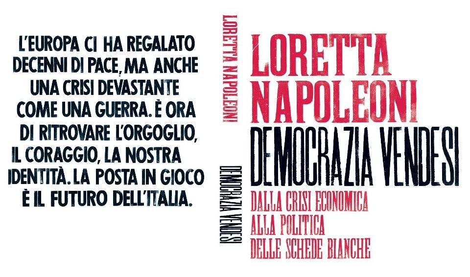Democrazia Vendesi di Loretta Napoleoni