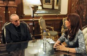 Bergoglio  Kirchner