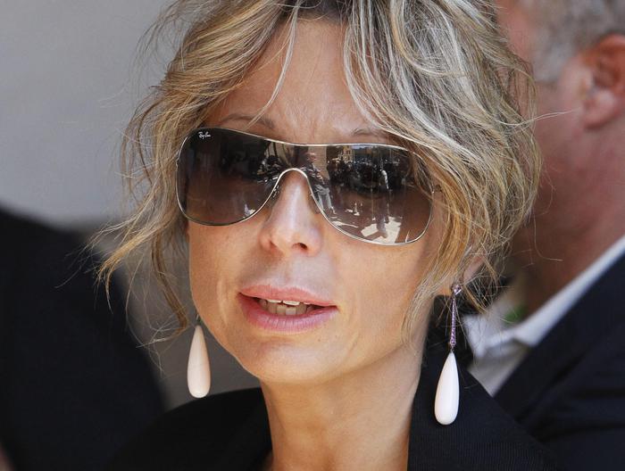 Marina Berlusconi (foto  Ansa)