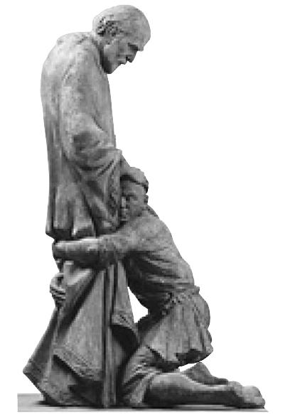 Ivan Korzhev, Il ritorno del figlio prodigo (1998)