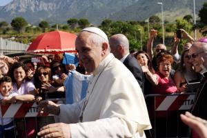 Papa Francesco Sibaritide