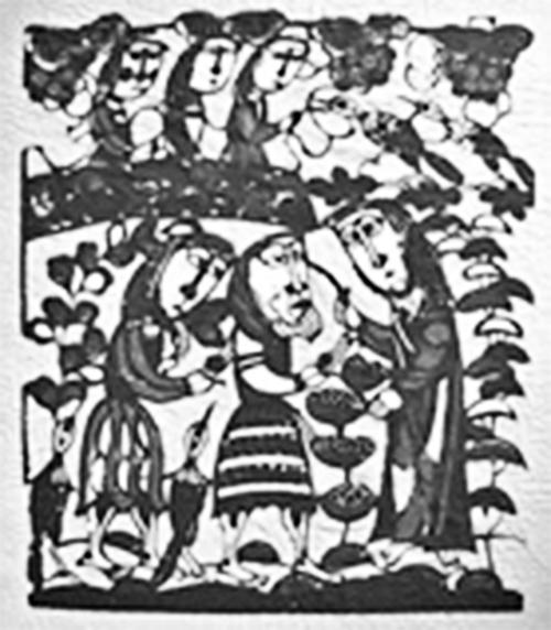 Sadao Watanabe, Gli operai della Vigna (xx secolo)