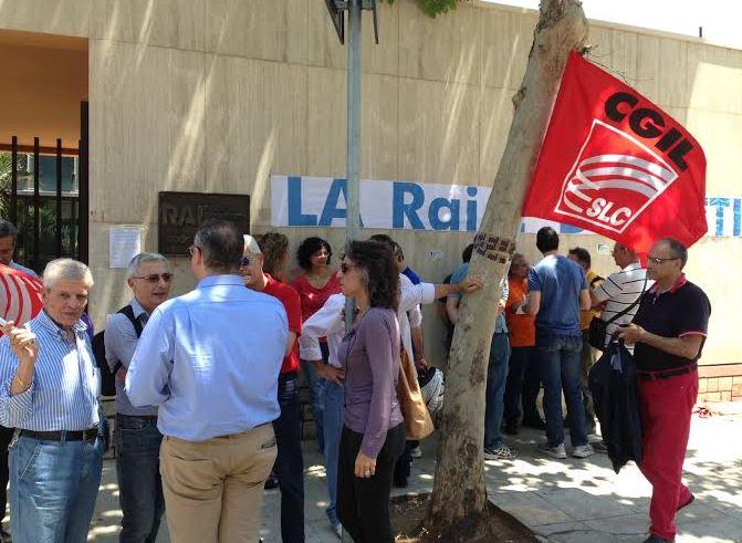 sciopero rai
