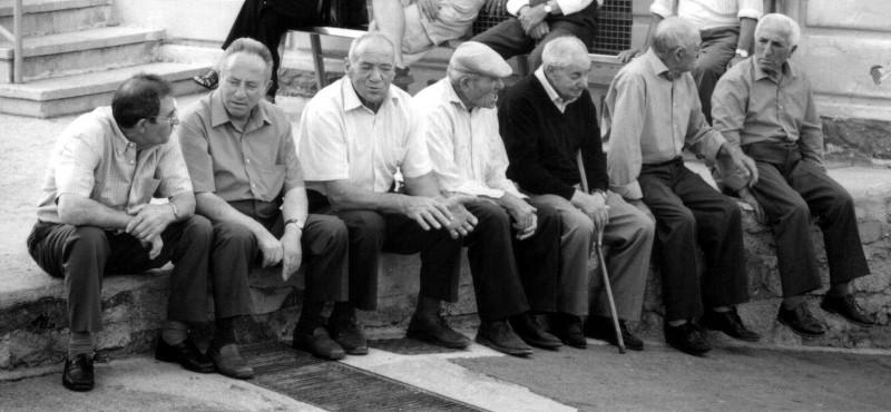 signori anziani