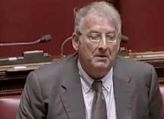 Ernesto Magorno alla Camera