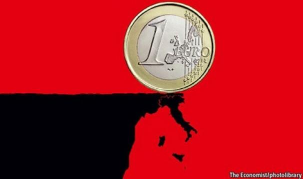 Euro disastro Europa