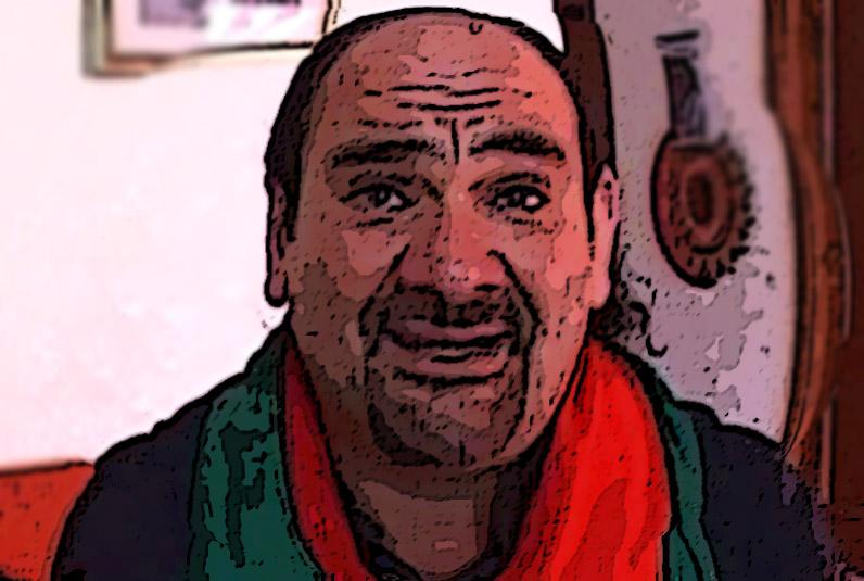 Emiliano Mandarino visto da Grattachecca