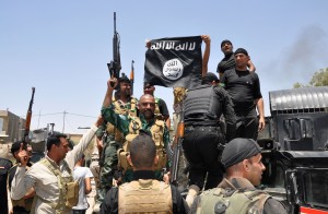 Miliziani dell'Isis in Iraq (AP Photo)