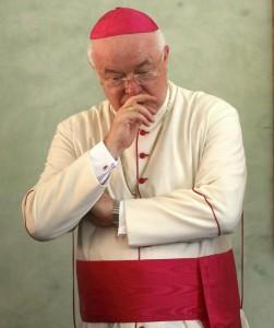 Józef Wesołowski (foto Epa/Barria)