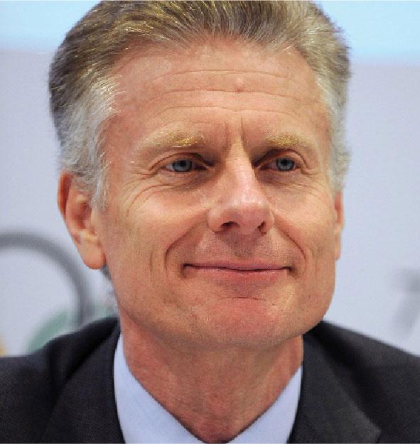 Lord Paul Deighton, sottosegretario del governo inglese è marito di Alison