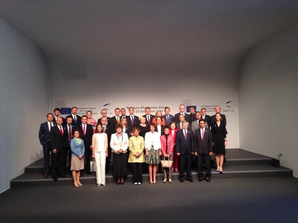 Ministri della Salute Ue a Milano