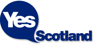 YES Scotland logo