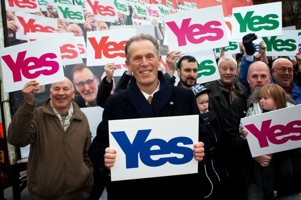 Yes Scotland campaign