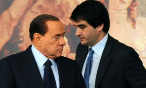 Berlusconi con Fitto