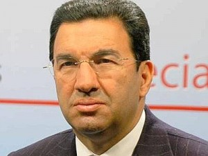 Il senatore Antonio Gentile