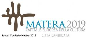 Logo Matera capitale europea della cultura 2019