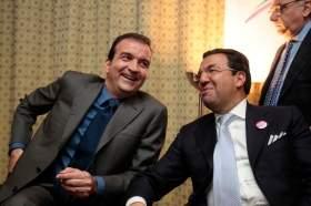 Mario Occhiuto e Tonino Gentile