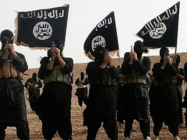 Miliziani dell'Isis