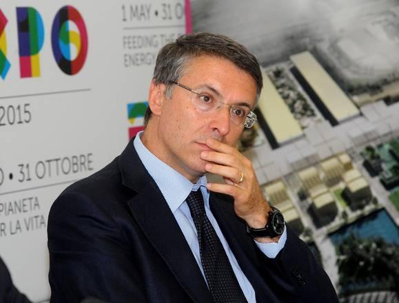 Il presidente dell'Autorità Anticorruzione, Raffaele Cantone (photo Ansa/Mascolo)