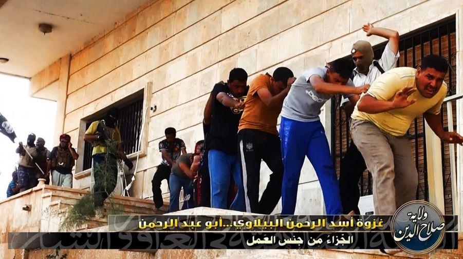 Azione dell'Isis