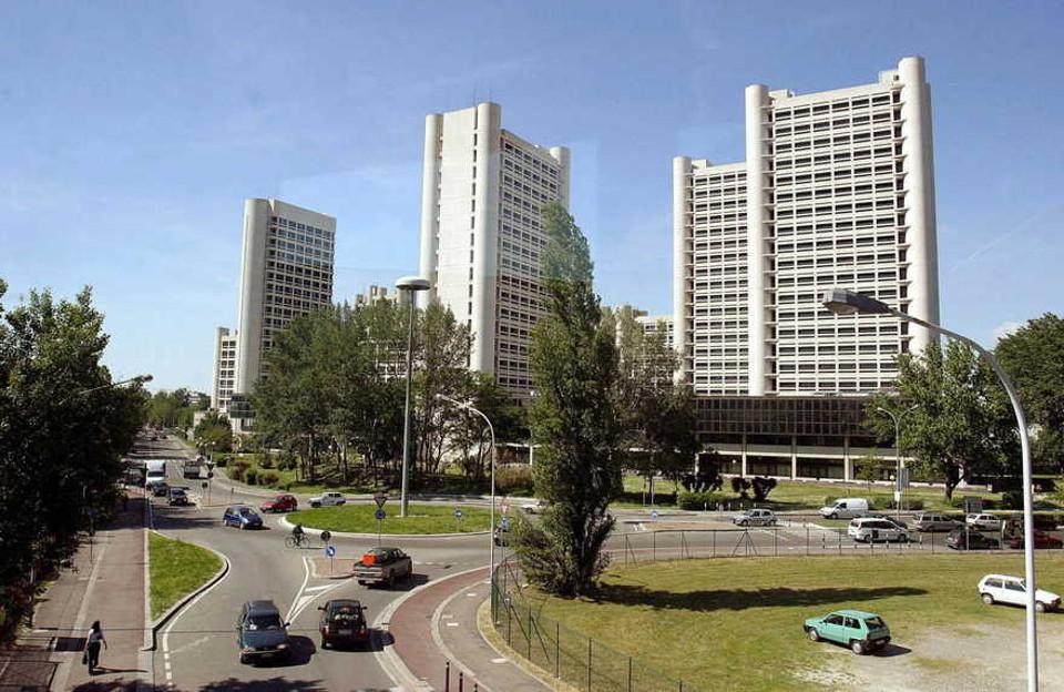 La sede del Consiglio regionale dell'Emilia Romagna