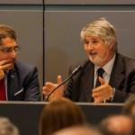 Il ministro Poletti con Salvatore Buzzi