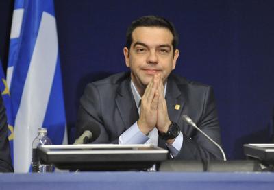 Alexis Tsipras Eurogruppo troika