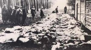 Corpi recuperati dalle Foibe