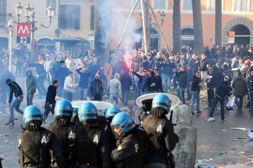 Roma Feyenoord