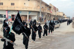 ISIS-rebels-marching-in-syria