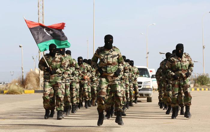 Truppe libiche - analisi Mattia Toaldo