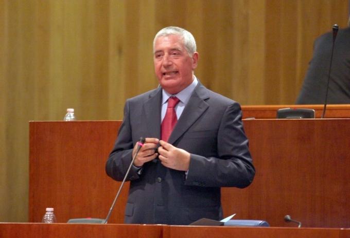 L'ex capogruppo Pd Sandro Principe