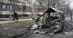 Strage di civile in Ucraina