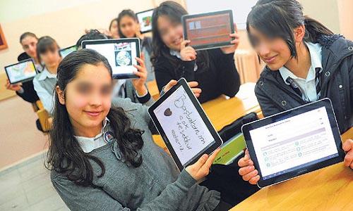 tablet studenti