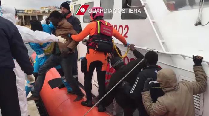 migranti uccisi dal gelo