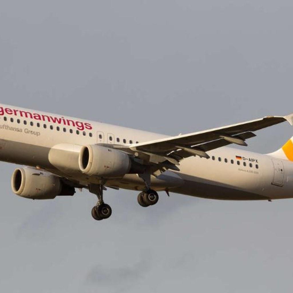 Airbus A320 della Germanwings