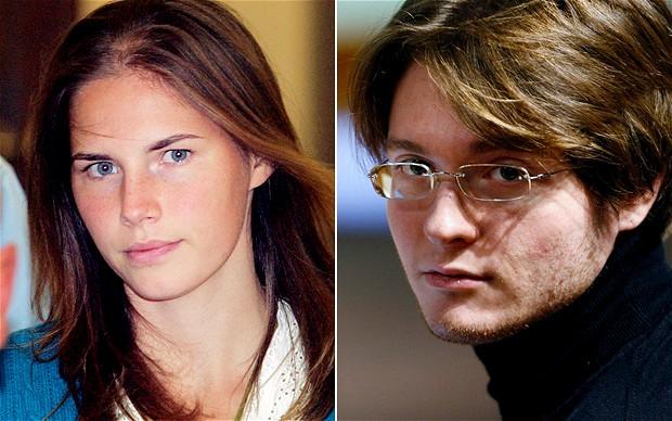 Omicidio Meredith, assolti Raffaele Sollecito e Amanda Knox