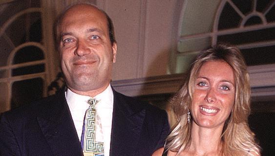 Amedeo Matacena con la moglie Chiara Rizzo