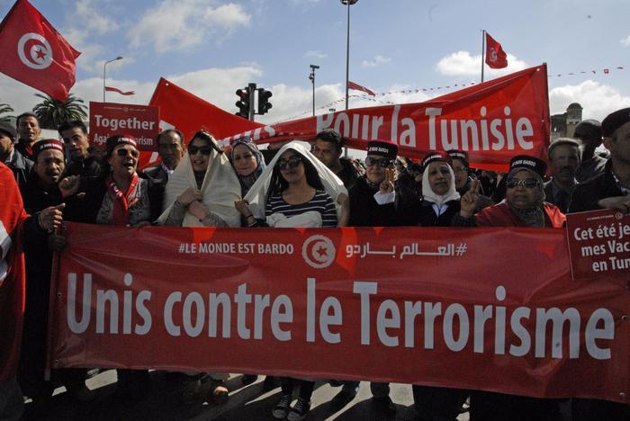 La Tunisia dice no al terrorismo