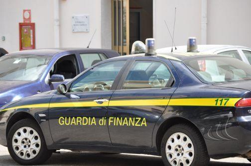 guardia di finanza - colpo al narcotraffico