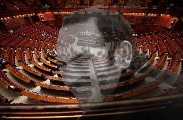 Camera dei deputati deserta per il nostro connazionale Giovanni Lo Porto
