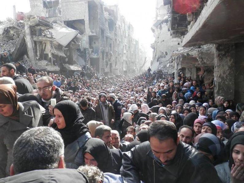 profughi palestinesi