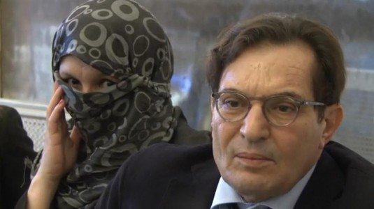Testimoni di giustizia con Crocetta presidente della Regione Sicilia